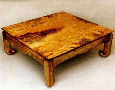 Mango Chinese Coffee Table