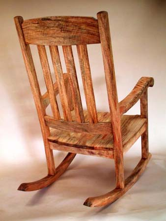 Mango Rocking Chair